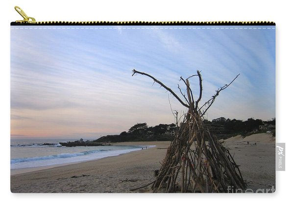 Driftwood Tipi Carry-all Pouch