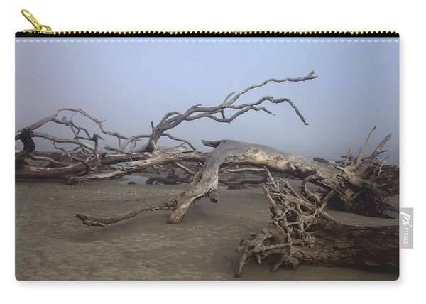 Driftwood Trees On Jekyll Island Carry-all Pouch