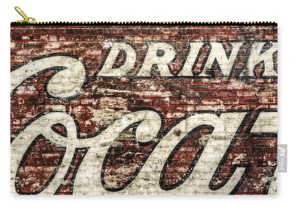 Drink Coca-cola 2 Carry-all Pouch