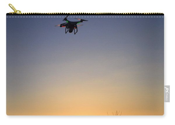Drone At Sunset Carry-all Pouch