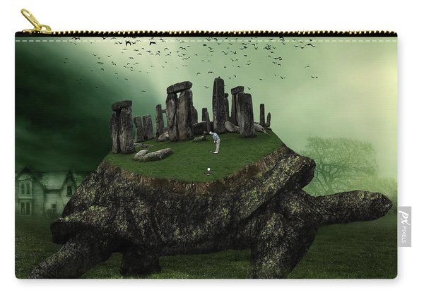 Druid Golf Carry-all Pouch