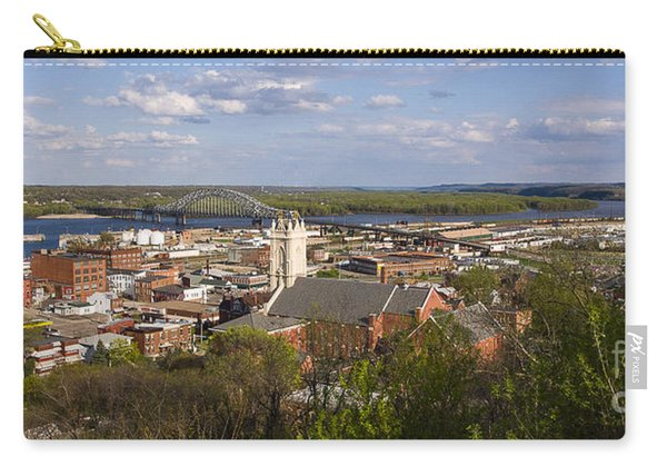 Dubuque Iowa Carry-all Pouch