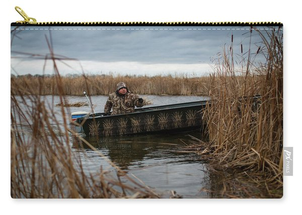 Duck Hunting Carry-all Pouch