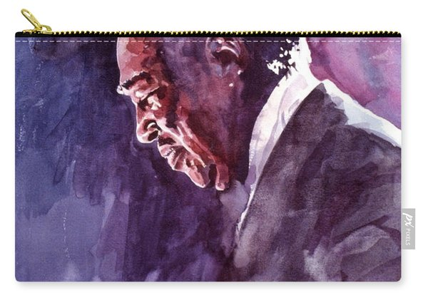 Duke Ellington Mood Indigo Sounds Carry-all Pouch