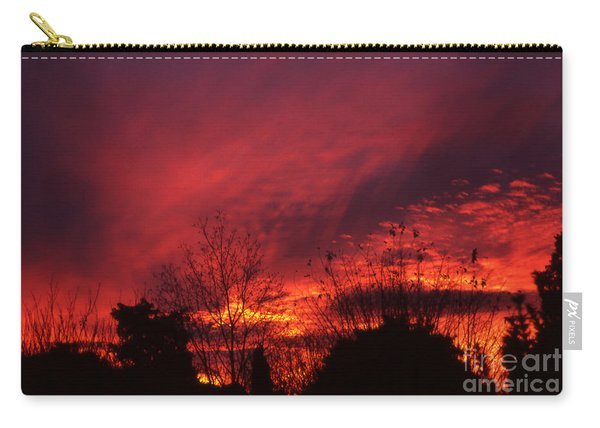 Dundee Sunset Carry-all Pouch