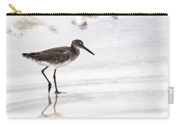 Dunlin Sandpiper Carry-all Pouch