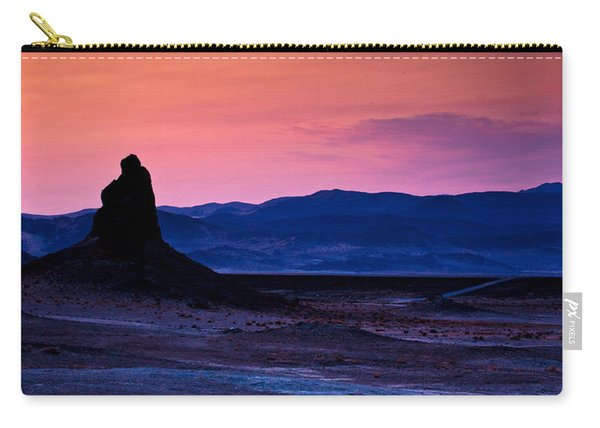 Dusk At Trona Carry-all Pouch