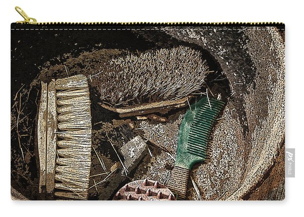 Dusty Job Carry-all Pouch