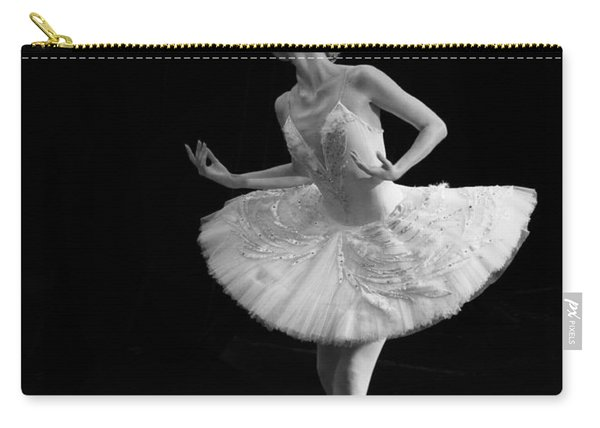 Dying Swan 3. Carry-all Pouch