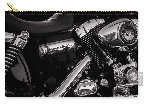 Dyna Super Glide Custom Carry-all Pouch