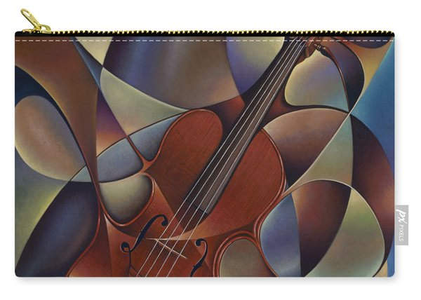 Dynamic Violin Carry-all Pouch