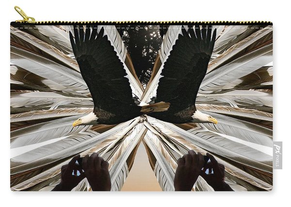 Eagle's Song Carry-all Pouch