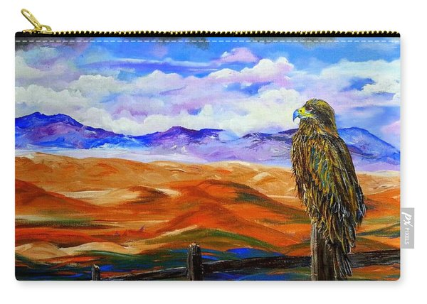 Eagles Watch Carry-all Pouch