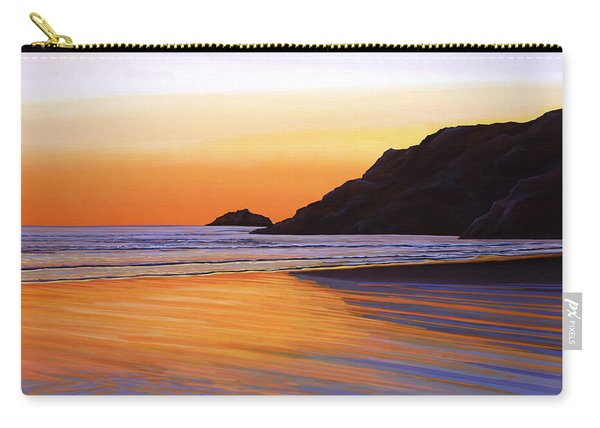Earth Sunrise Sea Carry-all Pouch