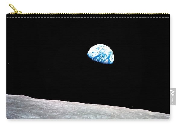 Earthrise Nasa Carry-all Pouch