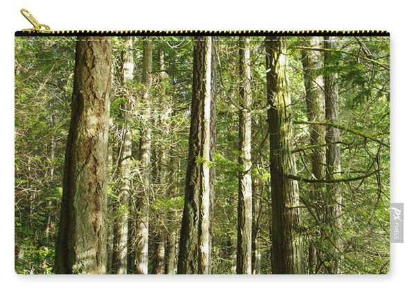 East Sooke Park Trail Carry-all Pouch