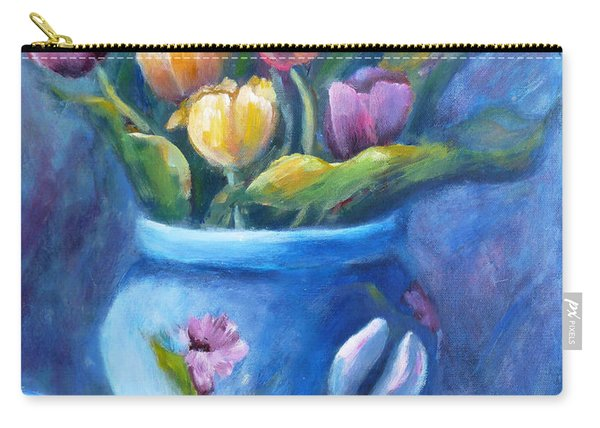 Easter Still Life Carry-all Pouch