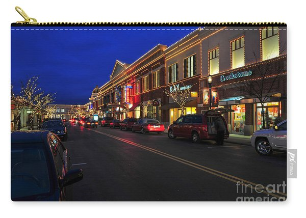 D65l-123 Easton Town Center Photo Carry-all Pouch