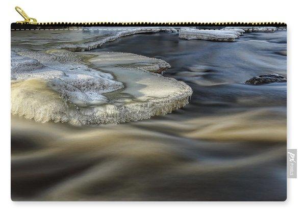 Eau Claire Dells Park River Ice Carry-all Pouch