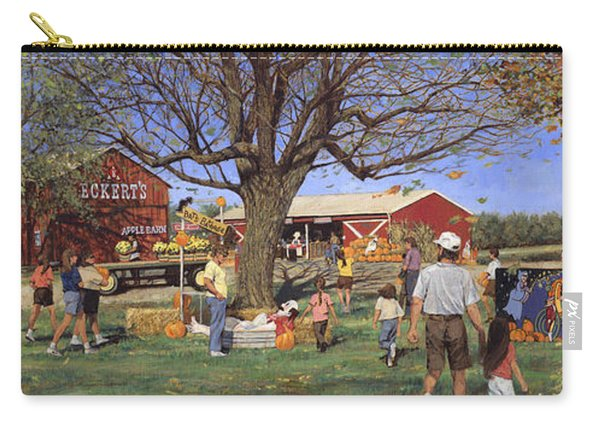 Eckert's Market Under Big Tree 1995 Carry-all Pouch