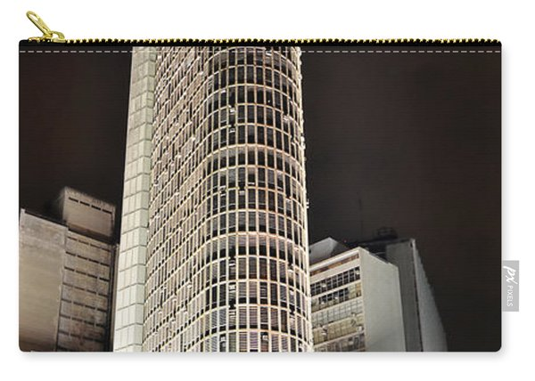 Edificio Italia By Night Carry-all Pouch