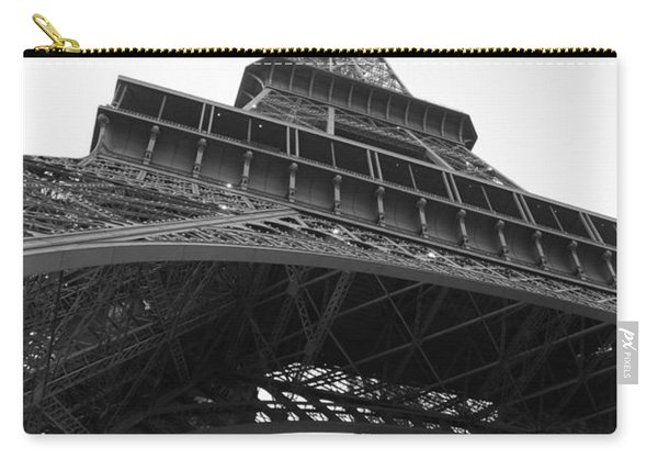Eiffel Tower B/w Carry-all Pouch