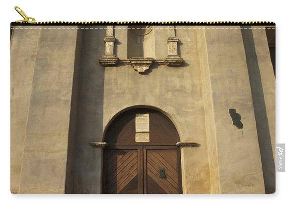El Camino Real Door Entrance Way San Gabriel Mission Carry-all Pouch