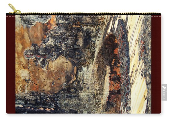 El Morro Arch With Border Carry-all Pouch