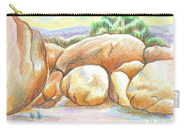 Elephant Rocks State Park II  No C103 Carry-all Pouch