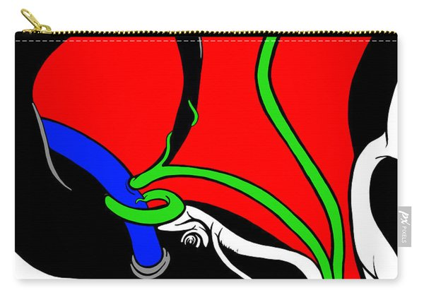 Elephant Titus Carry-all Pouch