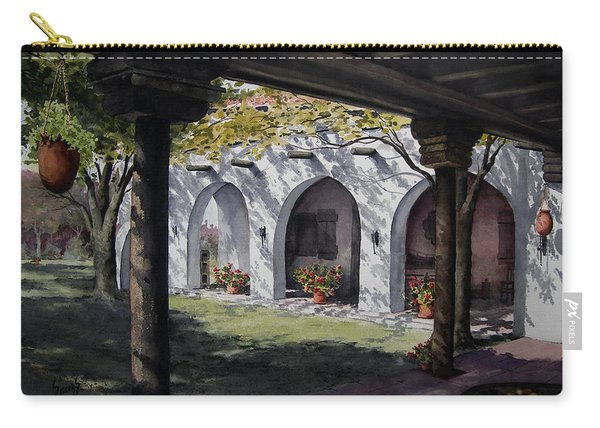 Elfrida Courtyard Carry-all Pouch