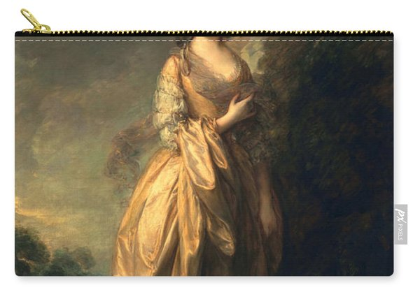 Elizabeth Beaufoy, Later Elizabeth Carry-all Pouch