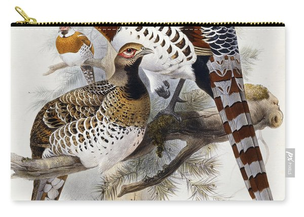 Elliot's Pheasant Carry-all Pouch