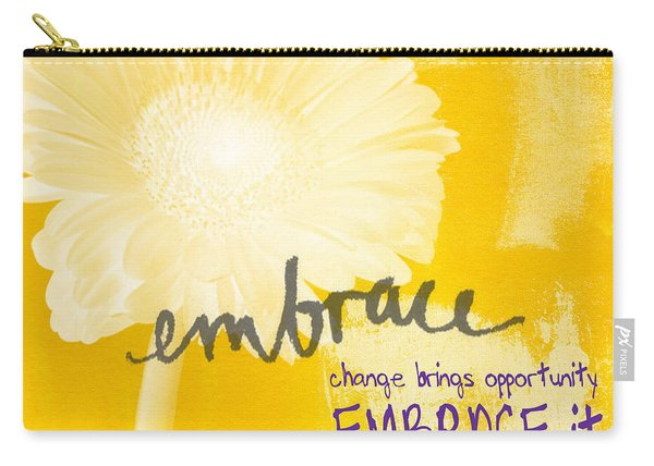 Embrace Change Carry-all Pouch