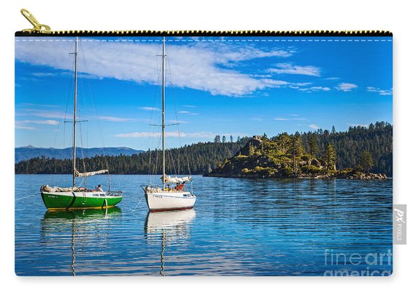 Emerald Bay Boats Carry-all Pouch