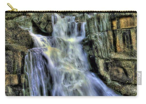 Emerald Cascade Carry-all Pouch
