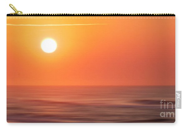Emerald Isle Sunrise Carry-all Pouch