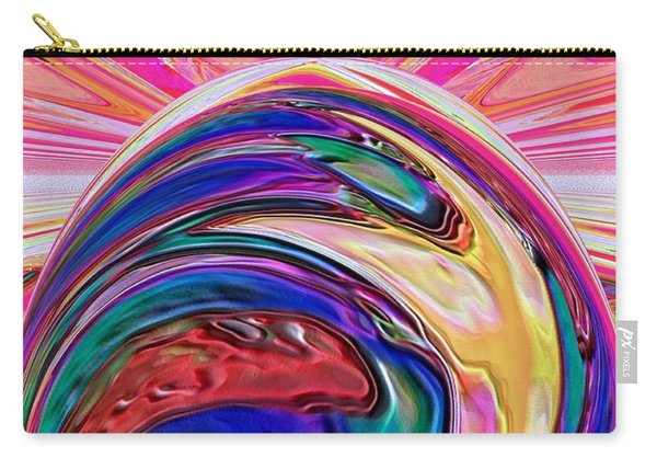Emergence - Digital Art Carry-all Pouch