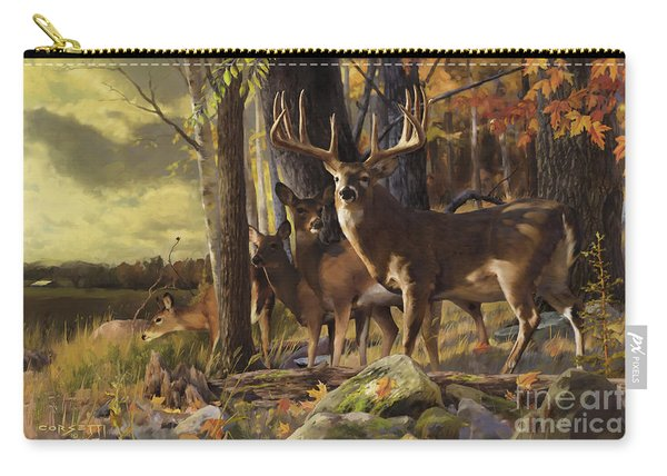Eminence At The Forest Edge Carry-all Pouch