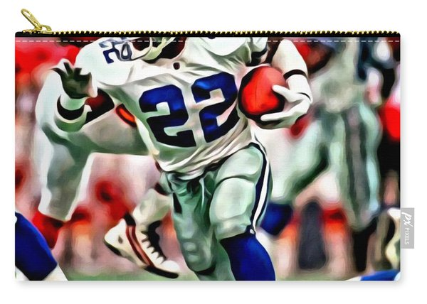 Emmitt Smith Carry-all Pouch