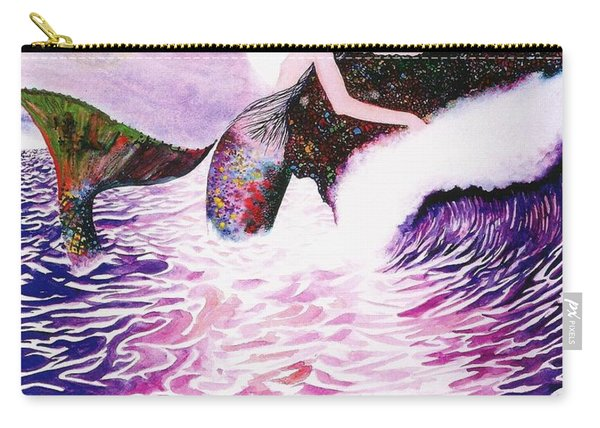 Empress Of The Sea Carry-all Pouch