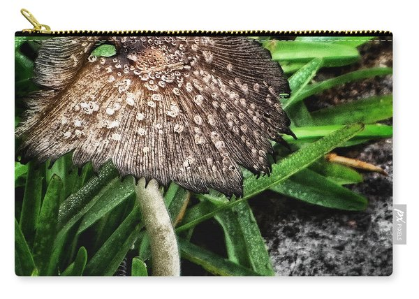 Enchanted Muchroom Carry-all Pouch
