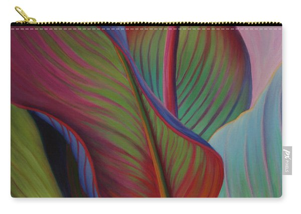 Carry-all Pouch featuring the painting Encore by Sandi Whetzel