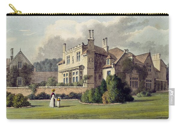 Endsleigh, From Ackermanns Repository Carry-all Pouch