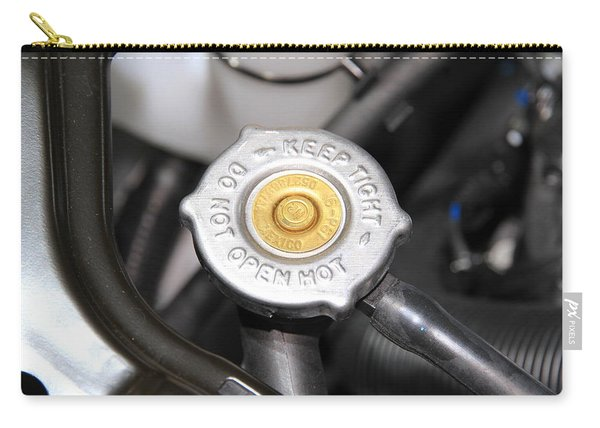 Engine Valve Carry-all Pouch