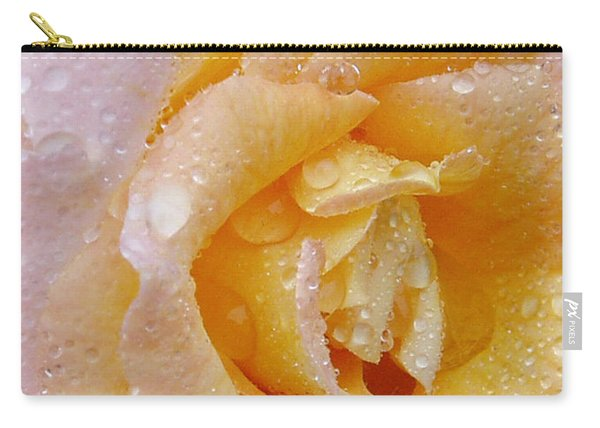Carry-all Pouch featuring the photograph After The Rain by Susan Leonard