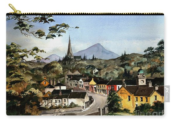 Enniskerry Panorama Wicklow Carry-all Pouch