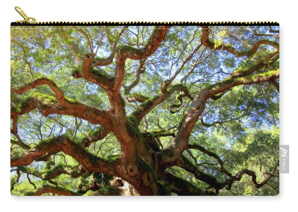 Entangled Beauty Carry-all Pouch
