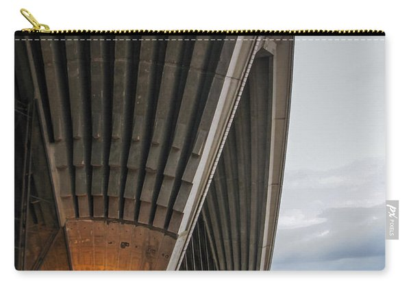 Entrance To Opera House In Sydney Carry-all Pouch