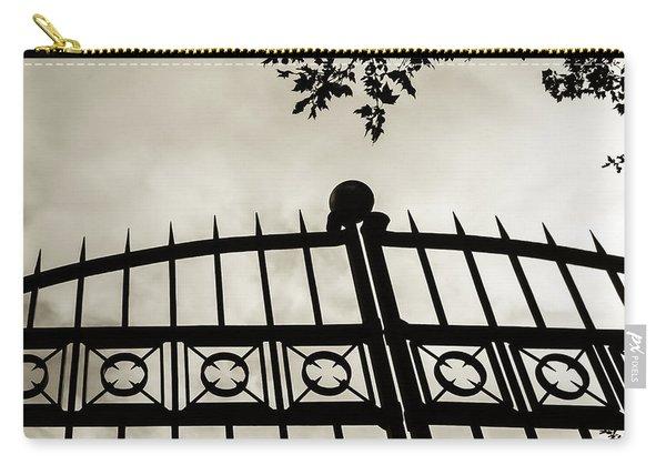 Entrances To Exits - Gates Carry-all Pouch